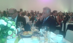 jorge villalobos head of cemefi and esr conference in a quiet moment