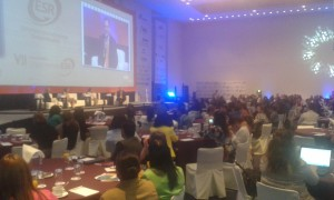 Immense audience in Mexico CSR event